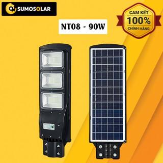 Đèn năng lượng mặt trời 90W ngoài trời Sumosolar - NT08, tự động phát sáng, không tốn tiền điện, lắp đặt dễ dàng thumbnail