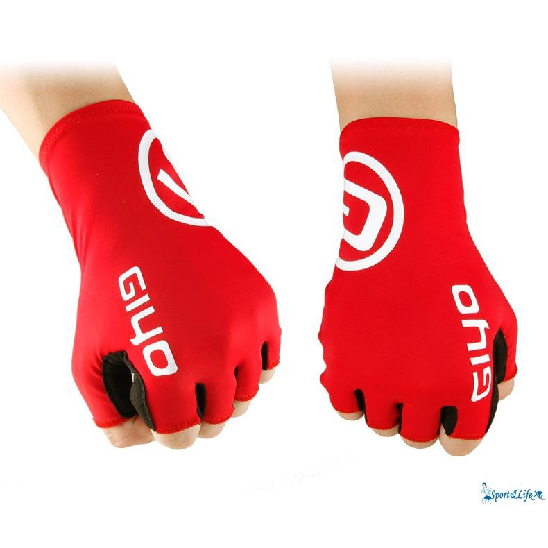 SL-Cycling Gloves Half Finger Gel Sports Riding Outdoor Bike Gloves