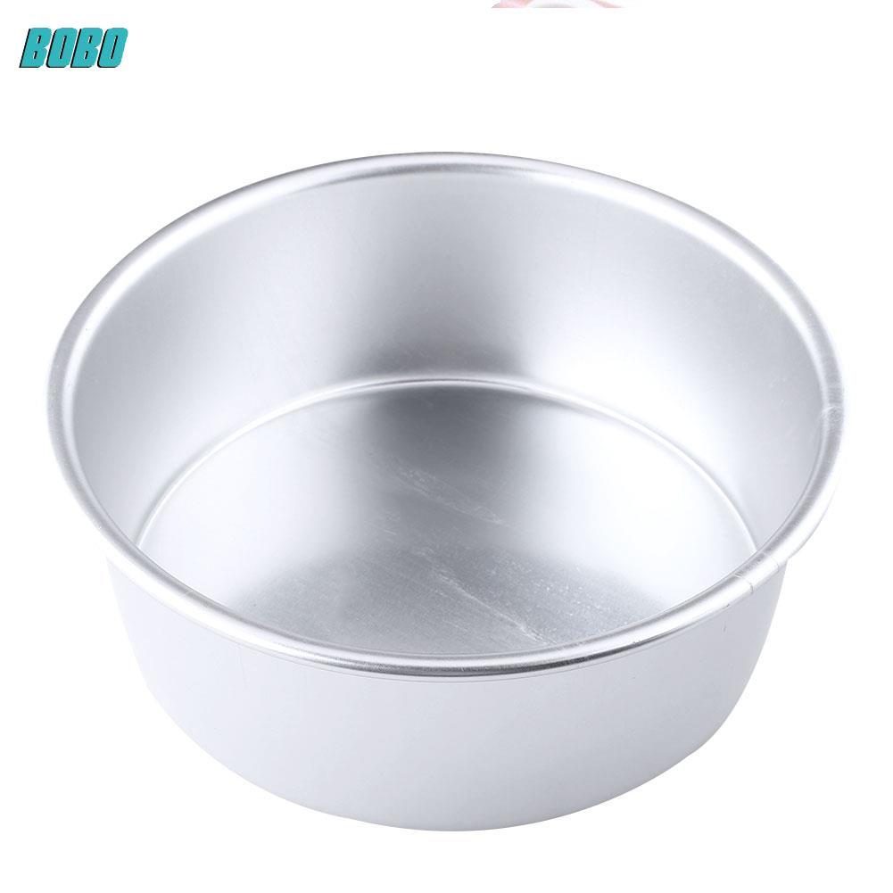 Bobo Bakeware Pan Cake Mold for Round Removable