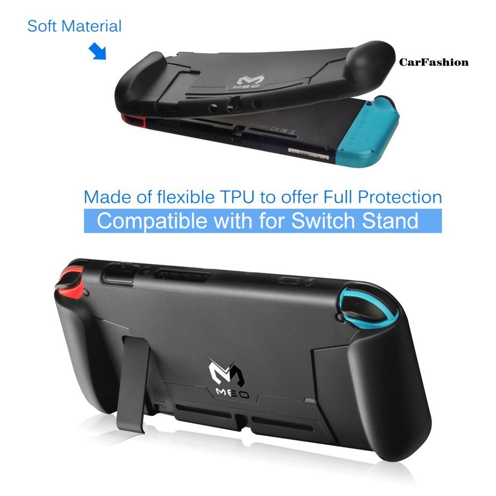 Vỏ Tpu Mềm Chống Trầy Bảo Vệ Cho Máy Chơi Game Nintendo Switch
