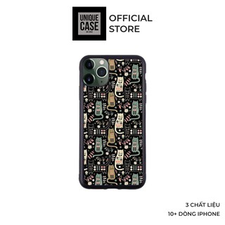 [Mã SKAMCLU9 giảm 10% đơn 100K] Ốp lưng điện thoại iPhone Unique Case hình thú Animal ANI014 thumbnail