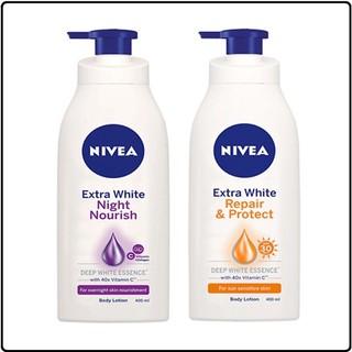 Sữa dưỡng thể Nevia ngày và đêm