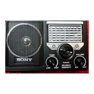 Đài Radio,Đài nghe nhạc,USB thẻ nhớ SW-999 thumbnail