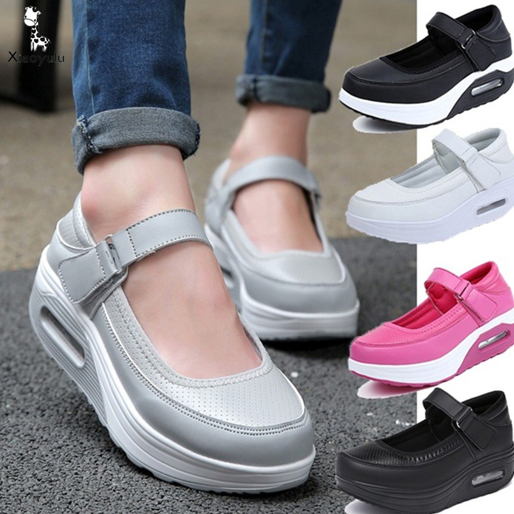 Xiaoyulu Women Breathable Shallow Mouth Sandals