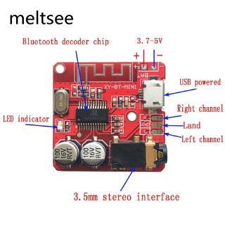 Mô-đun giải mã MP3 bluetooth 4.1 không dây 3.7-5V MP3 BLE giao diện Micro USB hỗ trợ thẻ nhớ TF