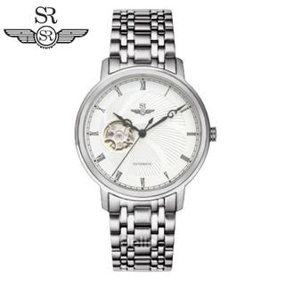 Đồng hồ nam SRWATCH Automatic Open Heart SG8875.1102 mặt kính Sapphire crystal chống trầy,chống nước lịch lãm quý tộc thumbnail