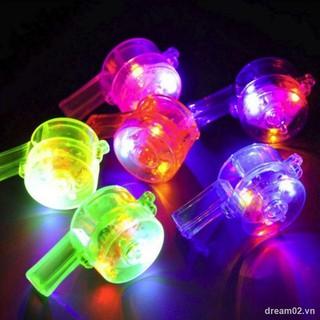 Children's toysLuminous whistle new strange children s flashing toy stall hot sale supply wholesale