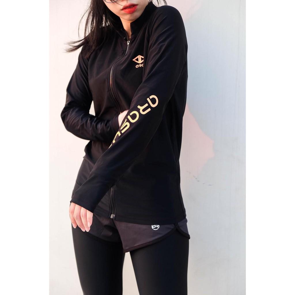 Áo khoác bơi dài tay [ẢNH THẬT] áo bơi dài tay UNISEX Hàn Quốc chống nắng - co giãn cực tốt, mặc siêu thoải mái