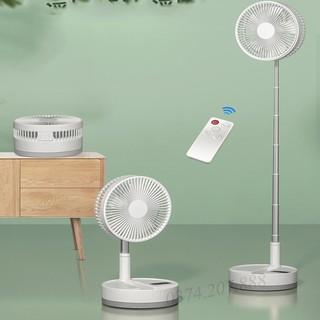 Đồ Dùng Gia Đình, Đồ Quạt tích điện di động 3 kiểu dáng thông minh để bàn có thể kéo dài [ Quat Tich Dien]