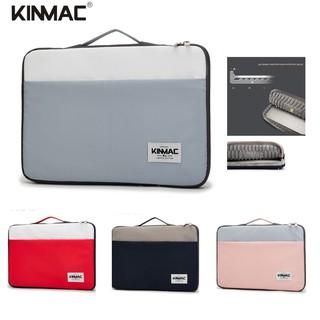 [Ảnh Thật] Túi chống sốc macbook/surface/laptop KINMAC-CHÍNH HÃNG chống va đập-chống nước-Màu đỏ/hồng/xanh đậm/xanh nhạt