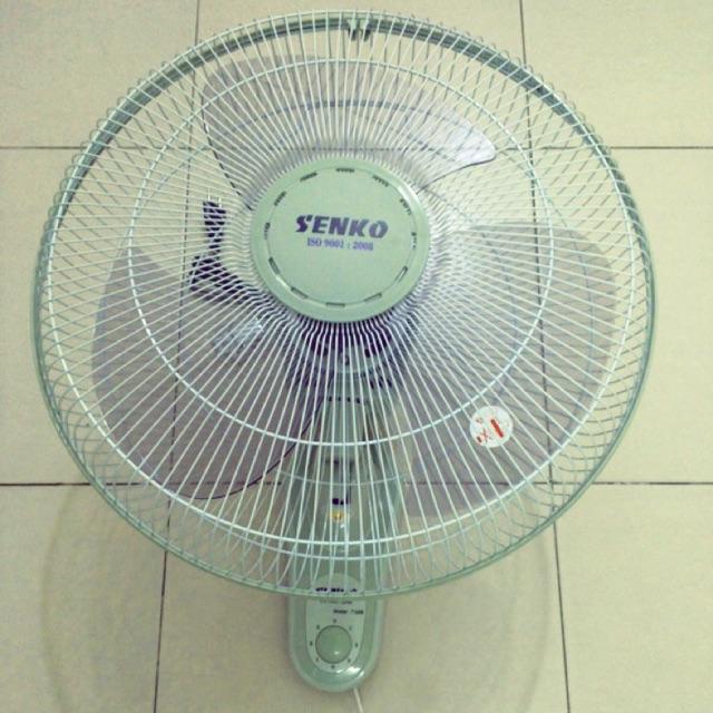 ( Chính hãng) Quạt treo tường 1 dây Senko - 2921831 , 551861586 , 322_551861586 , 265000 , -Chinh-hang-Quat-treo-tuong-1-day-Senko-322_551861586 , shopee.vn , ( Chính hãng) Quạt treo tường 1 dây Senko