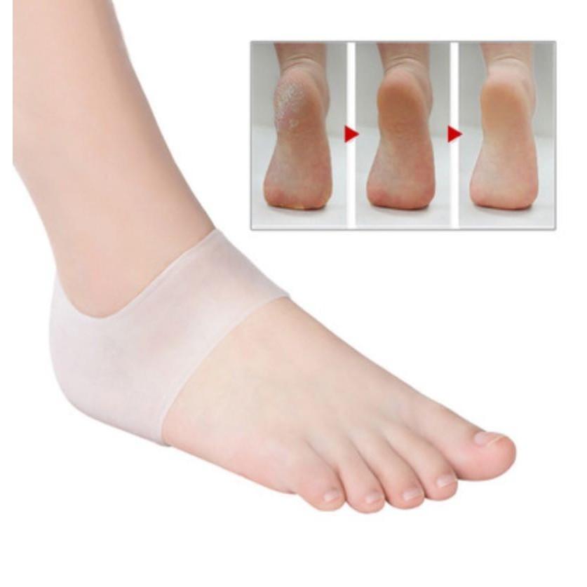 Combo 2 miếng silicon bảo vệ gót chân | Shopee Việt Nam