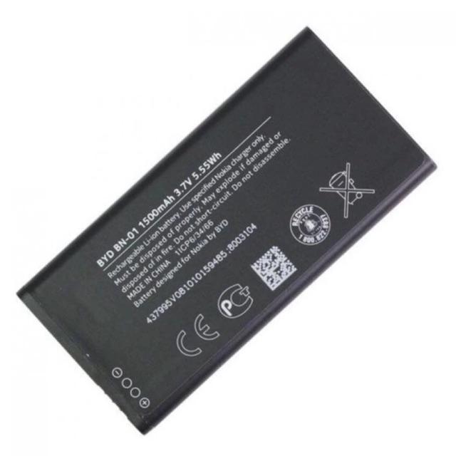 Pin điện thoại Nokia X BYD BN-01 - 3360637 , 569355638 , 322_569355638 , 85000 , Pin-dien-thoai-Nokia-X-BYD-BN-01-322_569355638 , shopee.vn , Pin điện thoại Nokia X BYD BN-01