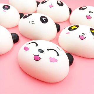 Cute Jumbo Squishy Panda Lemon Strawberry Wholesalers Slow Rising Straps Scented Toy Stress