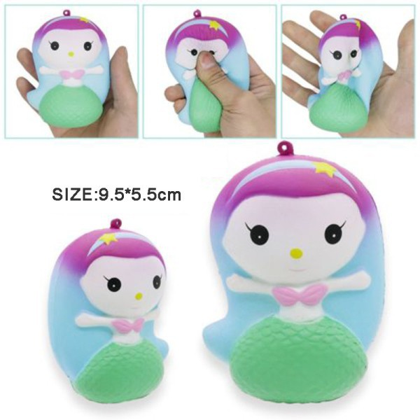 Gift Toy Cute Cartoon Slow Rising Toys Funny Squishy Vent Toys