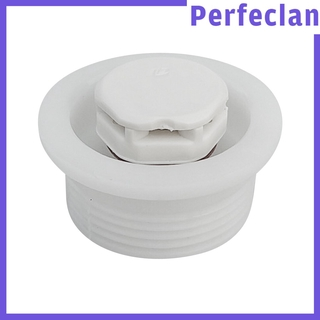 [PERFECLAN] Board Auto Air Vent Screw Thread Exhaust Valve for Stand Up Paddle Board