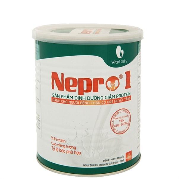 Combo 2 hộp sữa nepro1 loại 400g