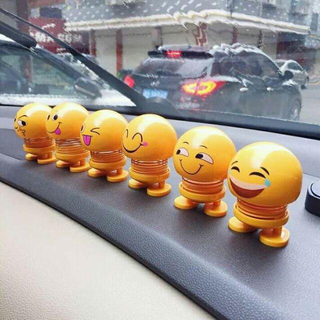 Emoji biểu cảm lò xo