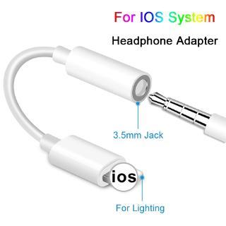 Dây cáp chuyển đổi cổng lightning sang cổng Aux 3.5mm cắm tai nghe cho iPhone 7 8 X