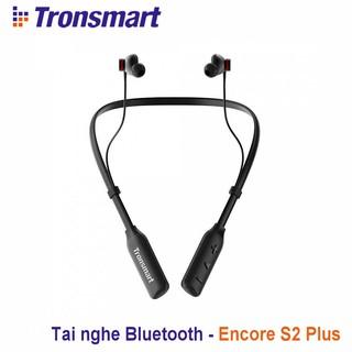 [Mã ELMSBC giảm 8% đơn 300K] ✪ CHÍNH HÃNG ✪ Tai nghe Bluetooth 4.1 thể thao Tronsmart Encore S2 Plus TM-322482