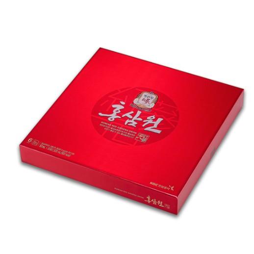 Nước hồng sâm KGC Cheong Kwan Jang Korea Red Ginseng Drink Hongsamwon hộp 30 gói x 30ml
