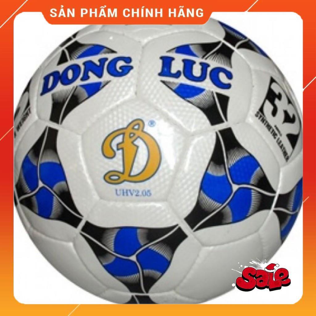 (Chính hãng) Quả bóng đá Động Lực ⚡️ 𝐅𝐑𝐄𝐄 𝐒𝐇𝐈𝐏 ⚡️  tiêu chuẩn thi đấu da PU siêu mềm UHV 2.05 size 5-bảo hành miễn phí