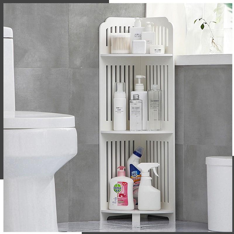 Kệ góc 4 tầng, Kệ nhà tắm chống nước tuyệt đổi
