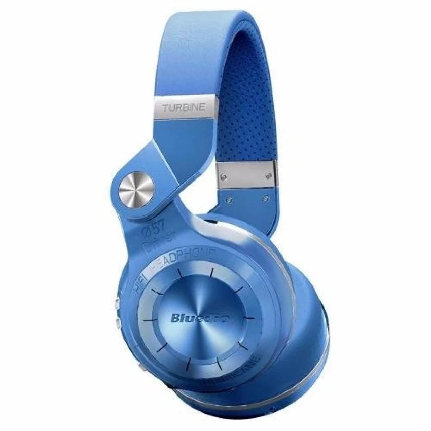 Tai Nghe Bluetooth Bluedio T2 + HC (Xanh)