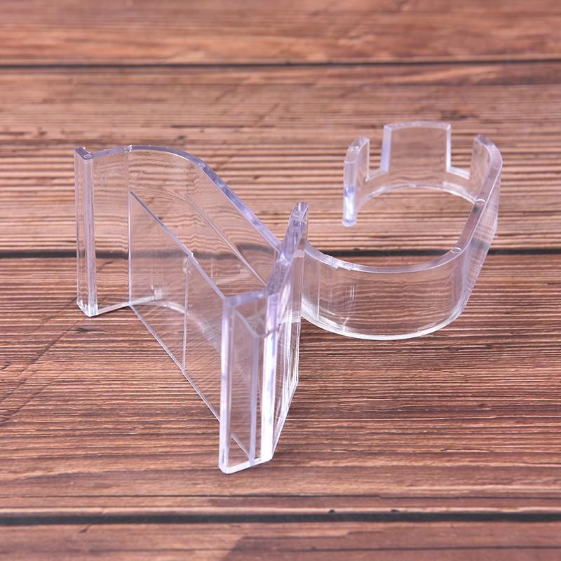 1 Giá Đỡ Trưng Bày Đồng Hồ Bằng Nhựa Trong Suốt
