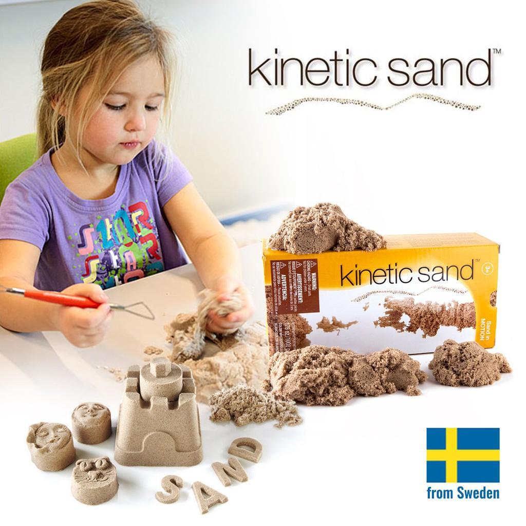 Cát động lực Kinetic Sand Thụy Điển