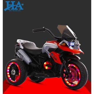 Xe máy điện kiểu dáng xe đua cho bé MBHUONG06