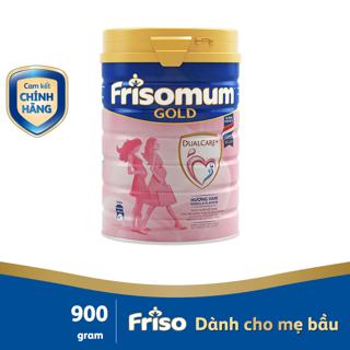 Sữa bầu FRISOMUM GOLD hương VANI 900G