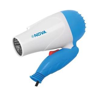 Máy sấy tóc mini cầm tay gấp gọn NOVA NV thumbnail