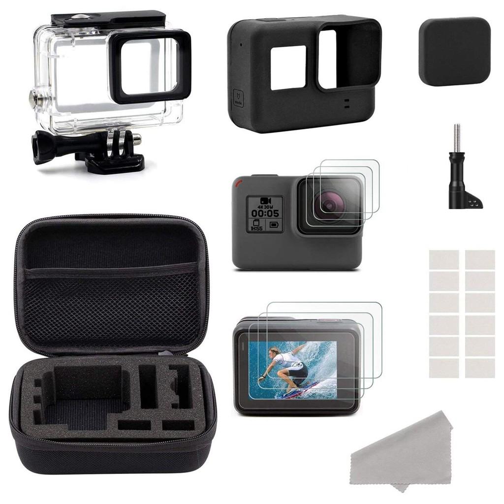 Bộ phụ kiện dành cho GoPro Hero HD (2018) /6/5 DRV tiện dụng chất lượng cao