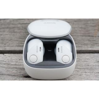 Tai Nghe Bluetooth thể thao SONY WF SP700n ( WF-SP700n ) Chống ồn - Hàng Chính Hãng