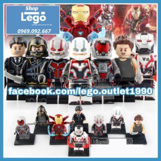 Xếp hình The Avenger Endgame Lego Minifigures Xinh X0265 thumbnail