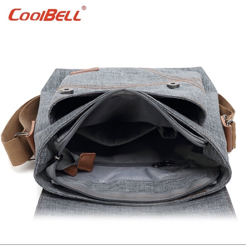 "Túi Đeo Chéo Ipad Coolbell 10"""