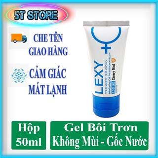 Gel bôi trơn Đức Lexy Cooling - bạc hà mát lạnh - 60ml thumbnail