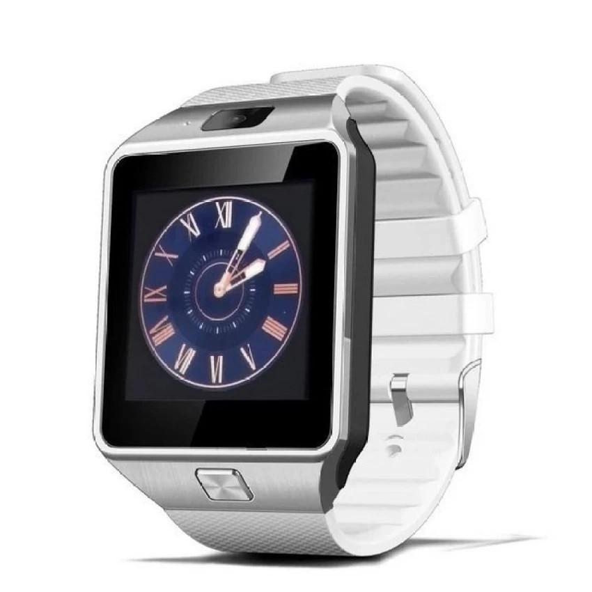 Đồng hồ thông minh DZ09 Detek (Trắng)