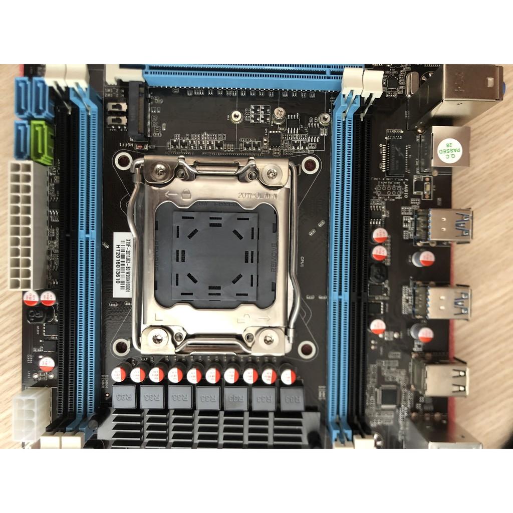 Bảng giá Bo Mạch Chủ Main X79 Hỗ Trợ Socket 2011 E5 V1 V2 Phong Vũ