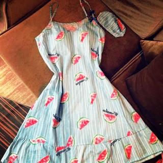 Váy hai dây có kèm bra
