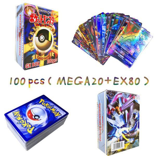 Hộp thể bài game trong Pokemon siêu hiếm Bcàng mua càng rẻ