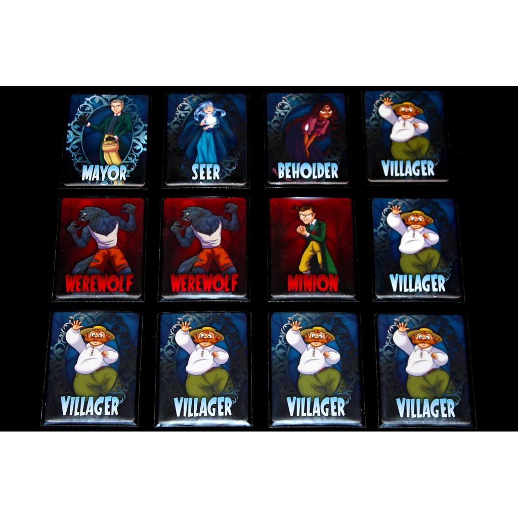 Werewords - Board Game