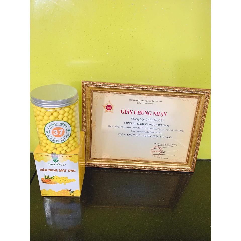 5 hộp cao tinh nghệ sữa ong chúa của Thảo mộc 37
