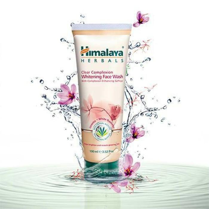 Sữa rửa mặt trắng da nghệ tây Himalaya - Clear Complexion Whitening Face  Wash | Shopee Việt Nam