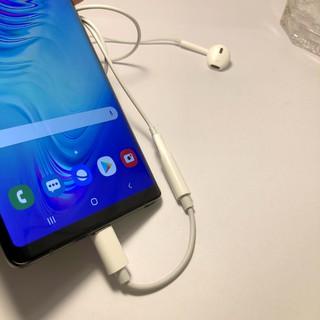 Cáp chuyển tai nghe TypeC ra chân 3,5mm Android