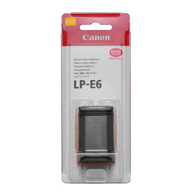 Pin canon LP-E6