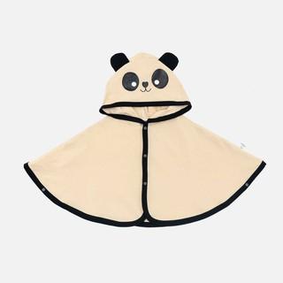 Áo choàng chống nắng chống gió cho trẻ em mẫu Gấu trúc BABYWANT