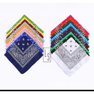 Khăn BANDANA Streetwear Đa Năng – Khăn Choàng Bandana HipHop