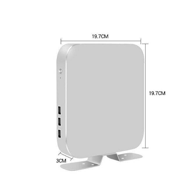 CPU MINI BOX INTEL I3 4010U 1.7Gb Ram 4G, SSD 120Gb tặng combo phím chuột không dây - Hamilton Place Mall | SaleOff247